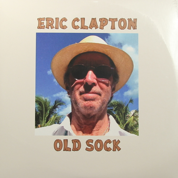 Eric Clapton Eric Clapton - Old Sock cd eric clapton 24 nights
