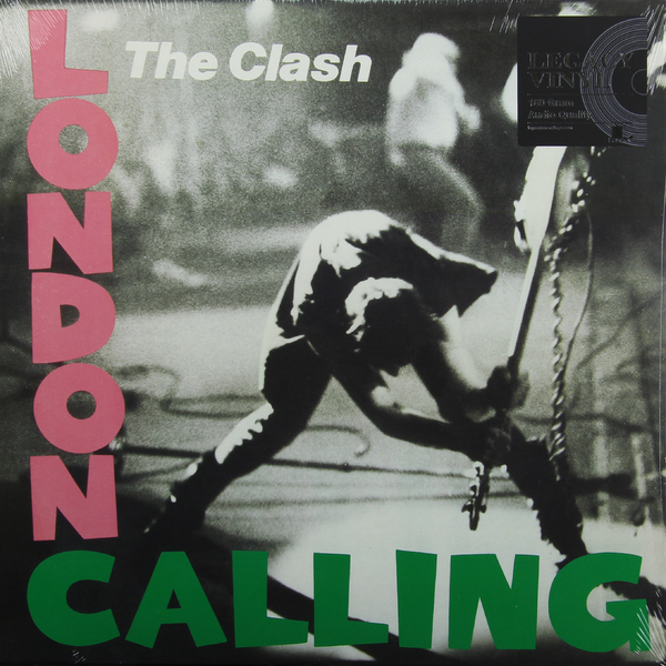 CLASH CLASH - London Calling (2 LP) gladiator clash