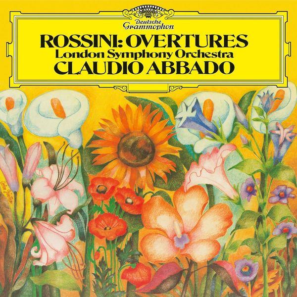 Rossini RossiniClaudio Abbado - : Overtures prague sinfonia кристиан бенда rossini complete overtures 2 blu ray audio