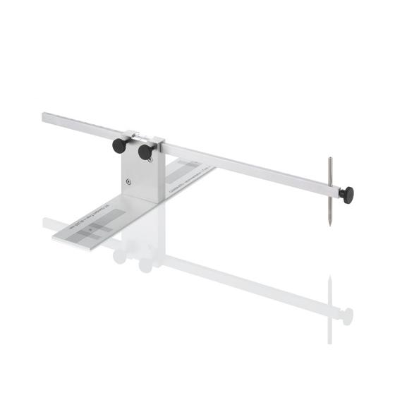 Товар (аксессуар для винила) Clearaudio Инструмент для выравнивания тонарма Cartridge Alignment Gauge