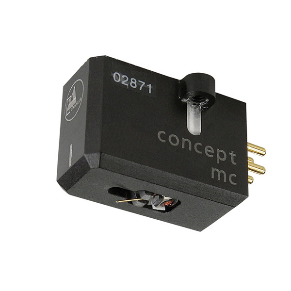 Головка звукоснимателя Clearaudio Concept MC clearaudio concept v2 mm