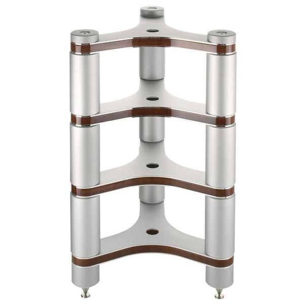 Товар (аксессуар для винила) Clearaudio Подставка проигрывателя Innovation Stand Silver/Wood
