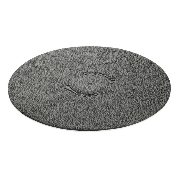 Слипмат Clearaudio Leather Mat Black