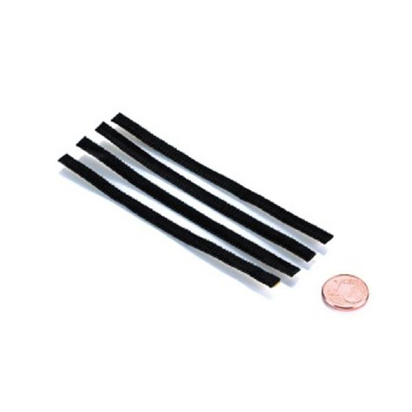 Товар (аксессуар для винила) Clearaudio Самоклеящиеся полоски из микрофибры Mikrofibre Strip Set for Double Matrix Professional Sonic