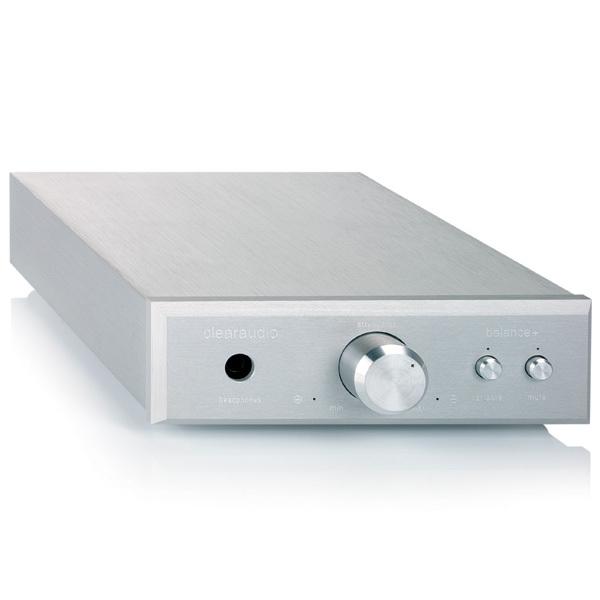Фонокорректор Clearaudio Phonostage Balance+ clearaudio professional analogue toolkit