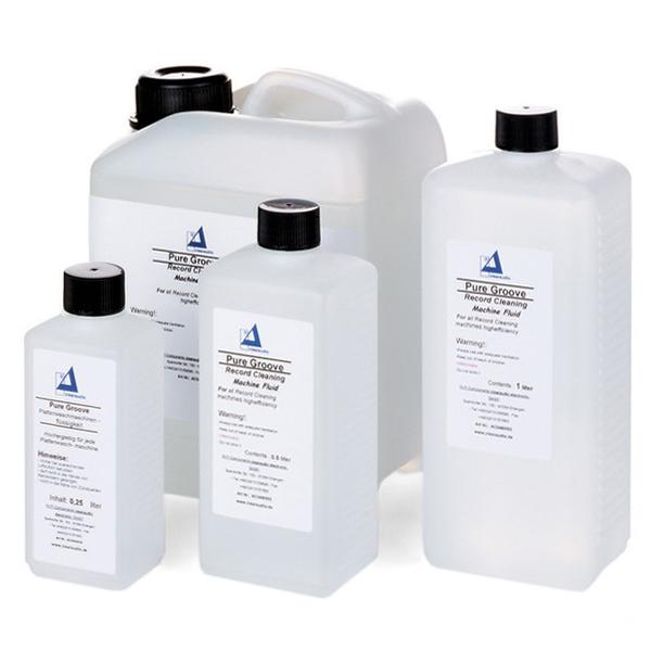 Фото - Товар (аксессуар для винила) Clearaudio Жидкость антистатическая Pure Groove 2.5L промывочная жидкость 1 л