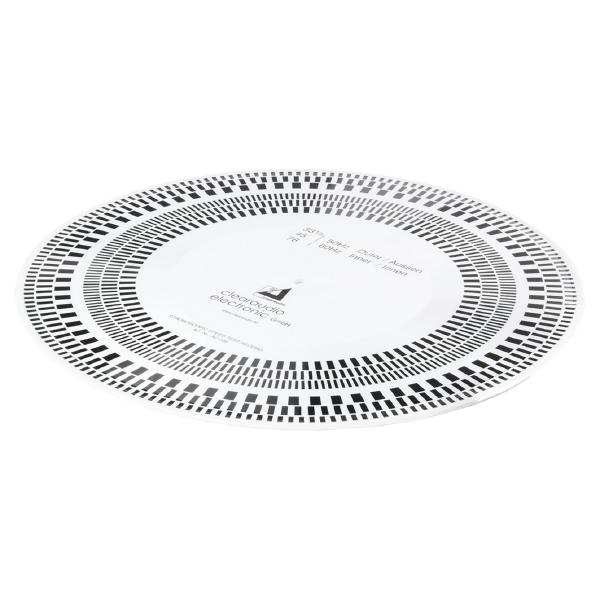 Фото - Товар (аксессуар для винила) Clearaudio Стробоскопический диск Stroboscope Test Record диск