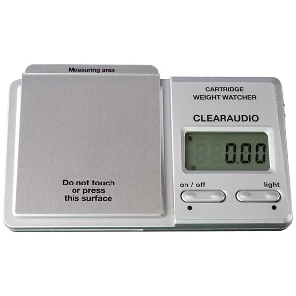 Товар (аксессуар для винила) Clearaudio Весы для головки звукоснимателя Weight Watcher pro ject весы для головки звукоснимателя measure it 2