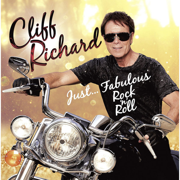 Cliff Richard Cliff Richard - Just… Fabulous Rock 'n' Roll cliff richard manchester