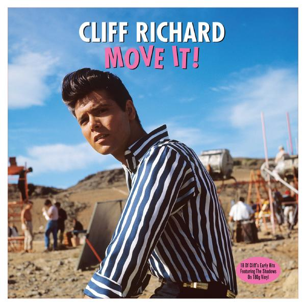 Cliff Richard Cliff Richard - Move It (180 Gr) клифф ричард cliff richard just fabulous rock n roll