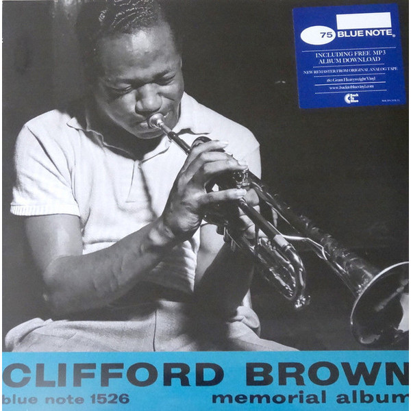 Clifford Brown Clifford Brown - Memorial Album clifford brown clifford brown memorial