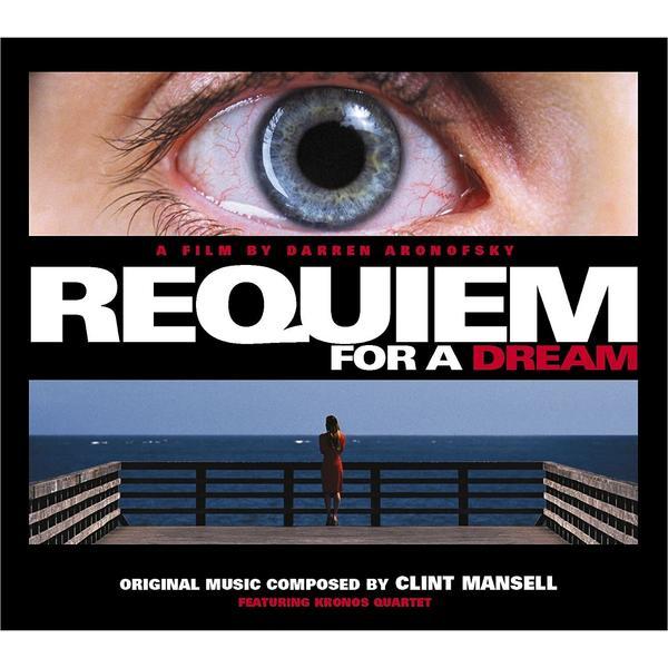 Фото - Саундтрек СаундтрекClint Mansell Kronos Quartet - Requiem For A Dream (2 Lp, 180 Gr) саундтрек саундтрек jaws 180 gr