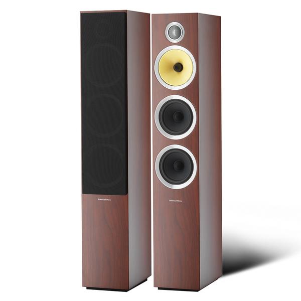 Напольная акустика B&W CM8 S2 Rosenut (уценённый товар) базовый комплект bosch gba 10 8v 2 5ah ow b gal 1830 w 1600a00j0f