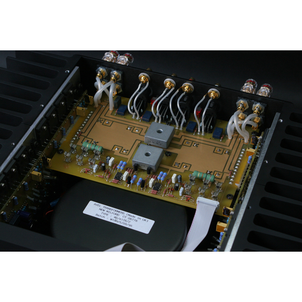 Многоканальный усилитель мощности Coda от Audiomania