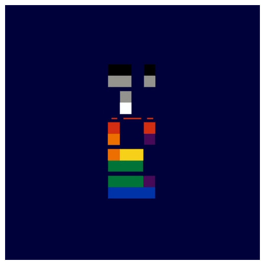 Coldplay Coldplay - X y (2 LP) coldplay – ghost stories lp