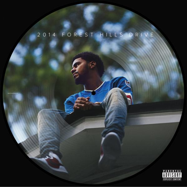 J. Cole - 2014 Forest Hills Drive (limited, Picture Disc)
