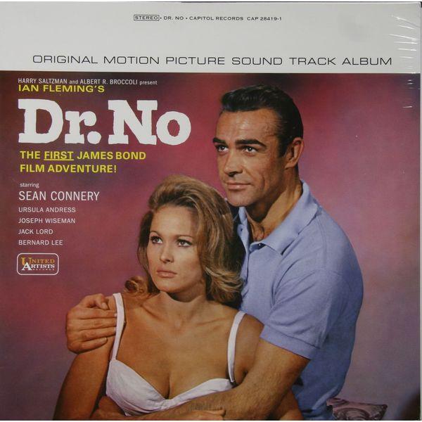 Саундтрек - James Bond 007: Dr. No