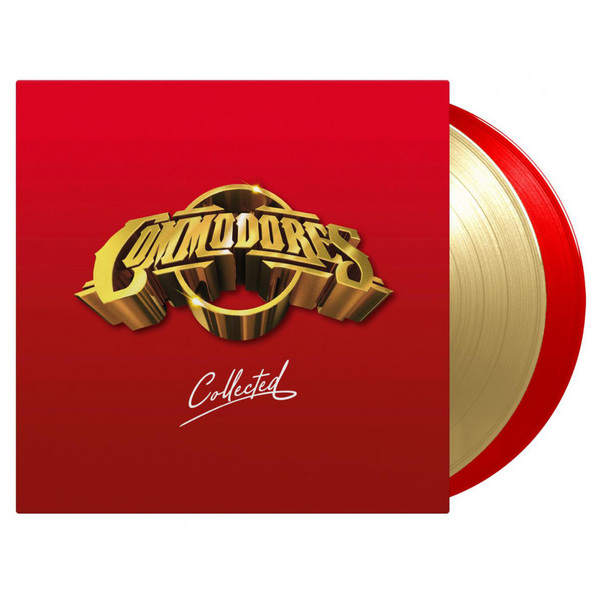 Commodores - Collected (2 Lp, Colour)