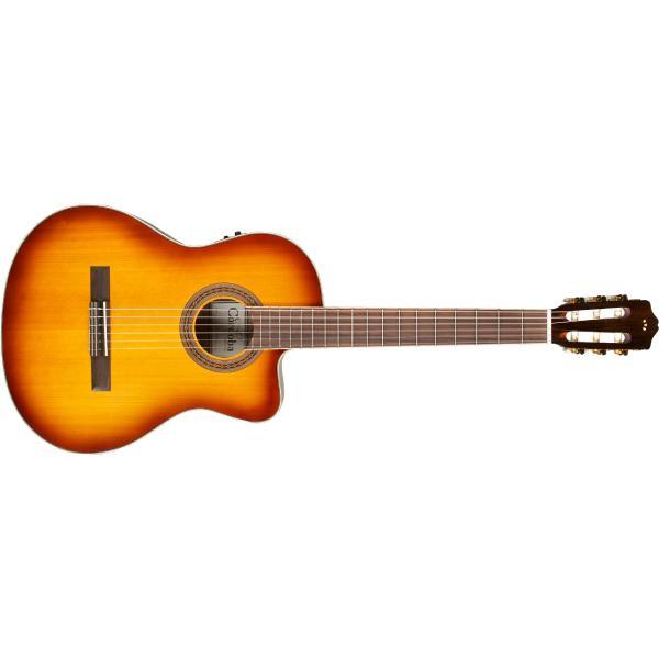 Гитара электроакустическая Cordoba IBERIA C5-CESB SP Sunburst