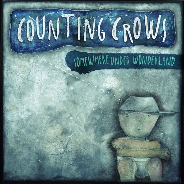 Counting Crows Counting Crows - Somewhere Under Wonderland counting workbook