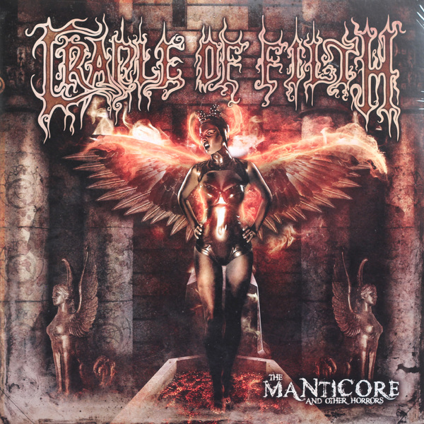 Cradle Of Filth Cradle Of Filth - The Manticore Other Horrors (2 LP) other 2 swwb00116