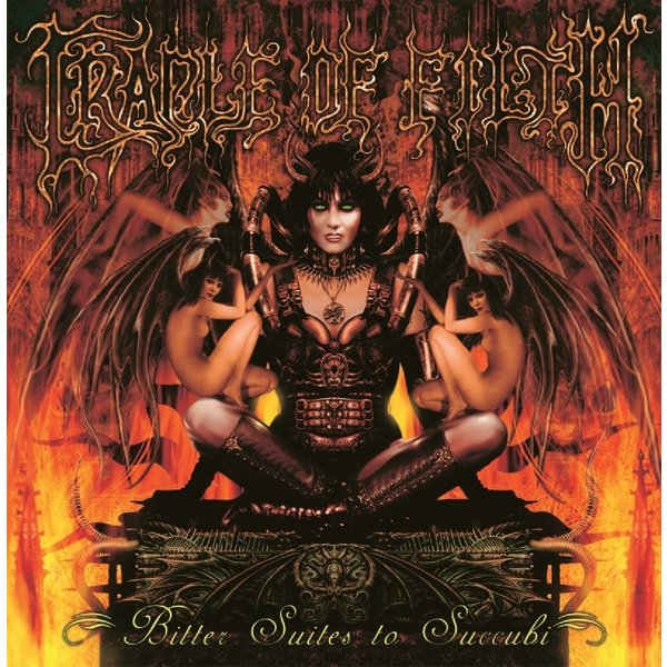 Cradle Of Filth Cradle Of Filth - Bitter Suites To Succubi (colour) kinklight 07462