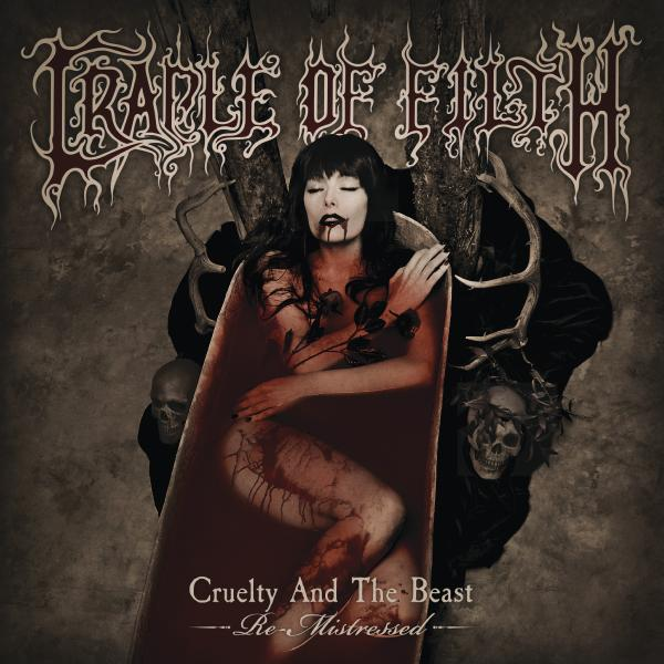 Cradle Of Filth - Cruelty And The Beast Re-mistressed (2 Lp, Colour)