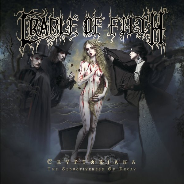 Cradle Of Filth - Cryptoriana (2 LP)