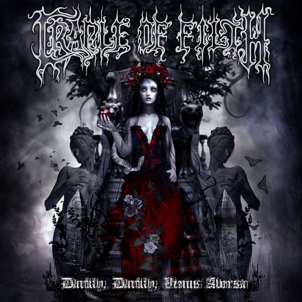 Cradle Of Filth Cradle Of Filth - Darkly, Darkly, Venus Aversa (2 LP) бордюр peronda darkly listello b 3x33