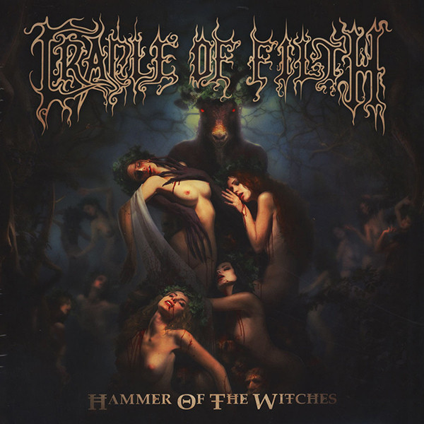 Cradle Of Filth Cradle Of Filth - Hammer Of The Witches (2 LP) the jayhawks the jayhawks sound of lies 2 lp