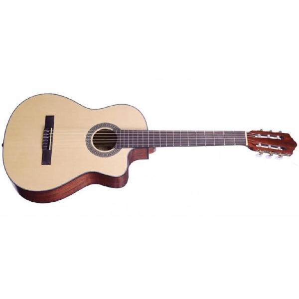 Гитара электроакустическая Crafter HC-100CE Natural crafter md 40 n bag