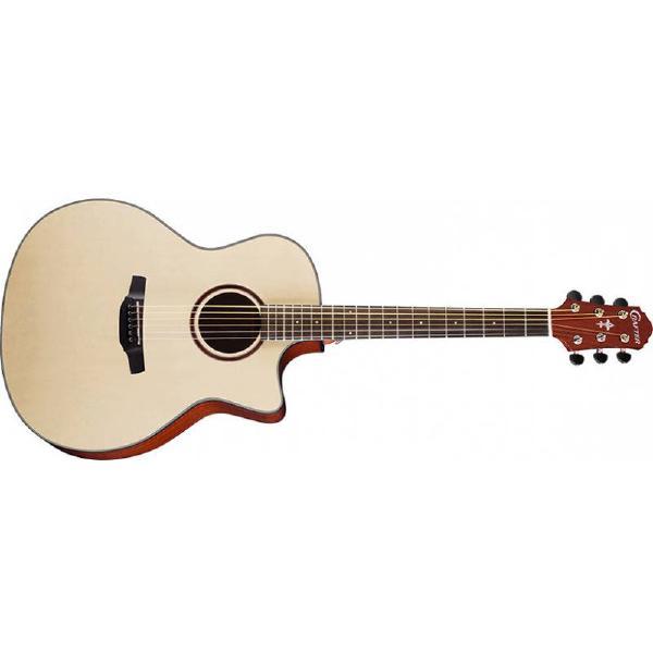 Гитара электроакустическая Crafter HG-250CE Natural