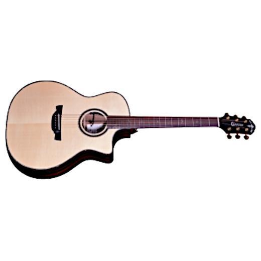 Гитара электроакустическая Crafter LX G-4000ce Natural