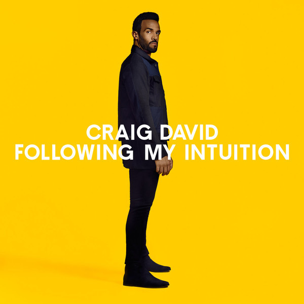 Craig David Craig David - Following My Intuition (2 Lp+cd) подвесной светильник ideal lux cono sp1 bianco page 1