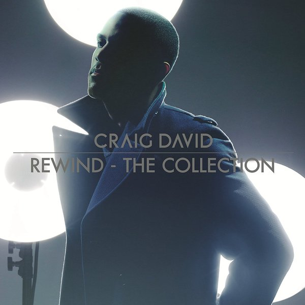Craig David Craig David - Rewind - The Collection (2 LP) 00009 red gold bride wedding hair tiaras ancient chinese empress hair piece
