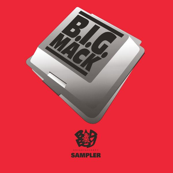 Craig Mack Notorious B.. - (original Sampler) (lp+mc)