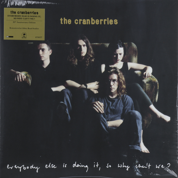Cranberries Cranberries - Everybody Else Is Doing It, So Why Can't We? цена