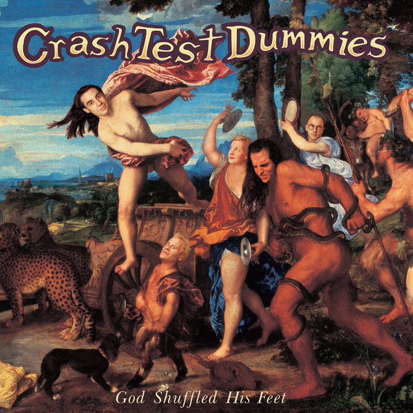 Crash Test Dummies Crash Test Dummies - God Shuffled His Feet (25th Anniversary) (180 Gr, Colour) consumer dummies exploring wine for dummies