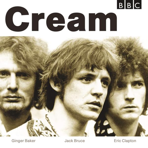 CREAM CREAM - Bbc Sessions (2 LP) cream cream the singles 1967 1970 10 lp