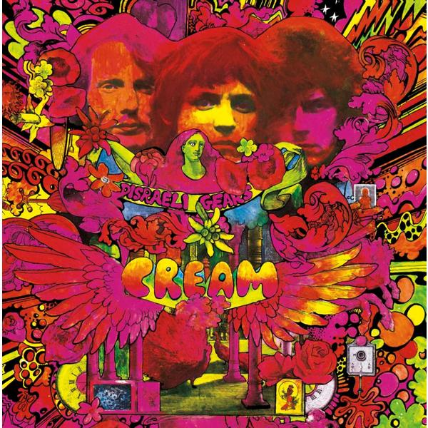 CREAM - Disraeli Gears (limited, Colour)