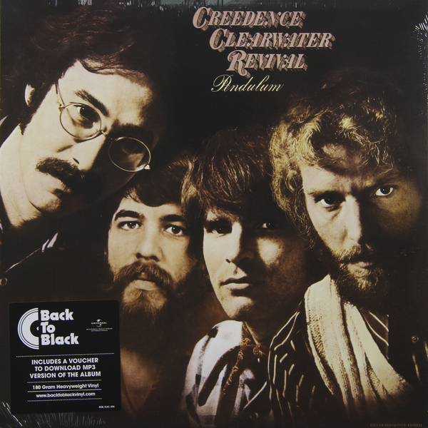 Creedence Clearwater Revival Creedence Clearwater Revival - Pendulum (180 Gr) виниловая пластинка creedence clearwater revival mardi gras