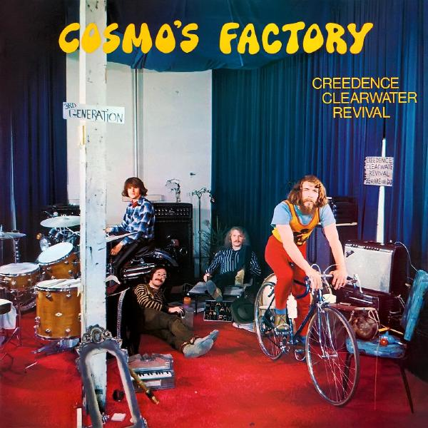 Creedence Clearwater Revival - Cosmos Factory (half Speed)