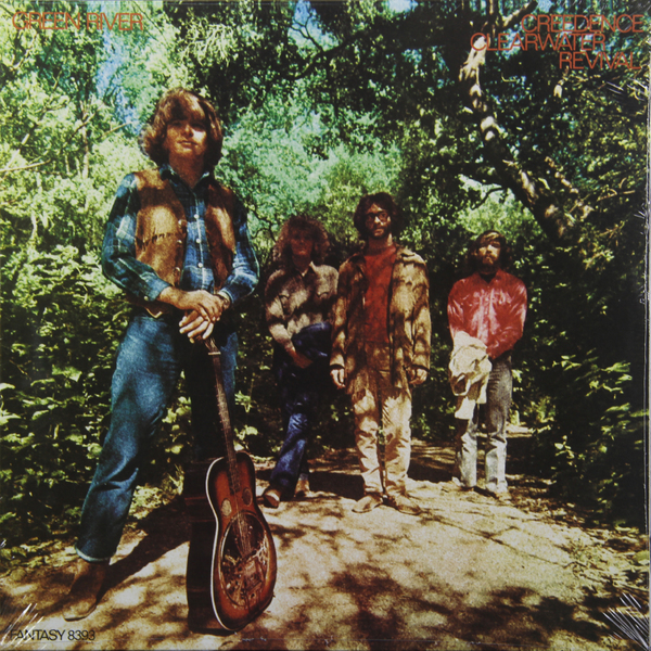 Creedence Clearwater Revival Creedence Clearwater Revival - Green River виниловая пластинка creedence clearwater revival mardi gras
