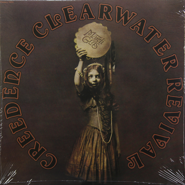 Creedence Clearwater Revival Creedence Clearwater Revival - Mardi Gras виниловая пластинка creedence clearwater revival mardi gras
