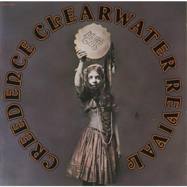 Creedence Clearwater Revival Creedence Clearwater Revival - Mardi Gras (180 Gr, Half Speed)