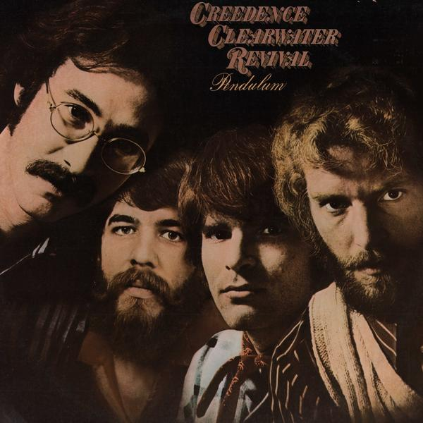 Creedence Clearwater Revival Creedence Clearwater Revival - Pendulum (limited, Colour)