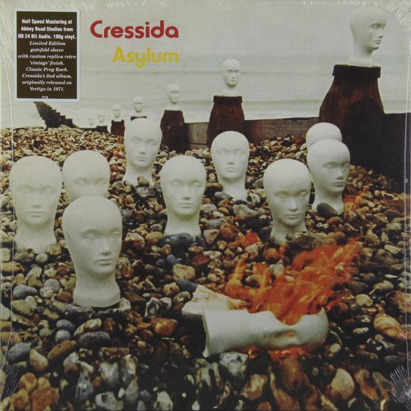 Cressida Cressida - Asylum (180 Gr) джиган джиган дни и ночи 180 gr