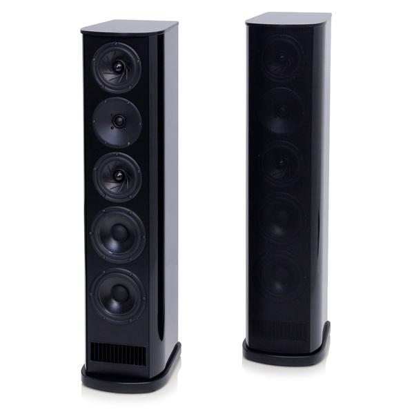 Напольная акустика T+A Criterion TCD 310 S High Gloss Black активный сабвуфер t a tcd 610 w cherry