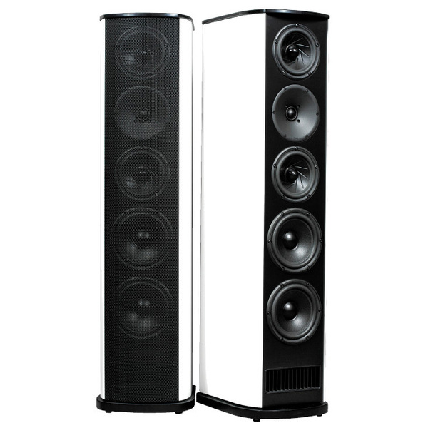 Напольная акустика T+A Criterion TCD 310 S Rubbed Lacquer White активный сабвуфер t a tcd 610 w cherry