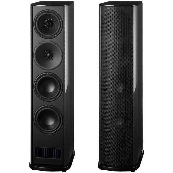 Напольная акустика T+A Criterion TCD 315 S High Gloss Black активный сабвуфер t a tcd 610 w cherry